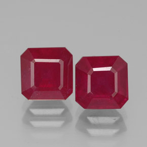 Buy 3.50 ct Pink Red Ruby 6.17 mm x 6.1 mm from GemSelect (Product ID: 312650)