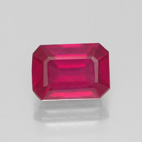 Buy 1.34 ct Pink Red Ruby 7.03 mm x 5 mm from GemSelect (Product ID: 315364)
