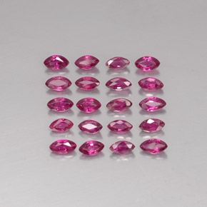 Buy 2.24 ct Pink Red Ruby 3.71 mm x 2 mm from GemSelect (Product ID: 315489)