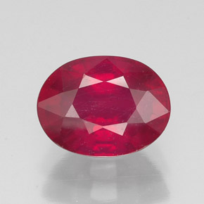 Buy 2.11 ct Red Ruby 8.18 mm x 6.2 mm from GemSelect (Product ID: 315873)