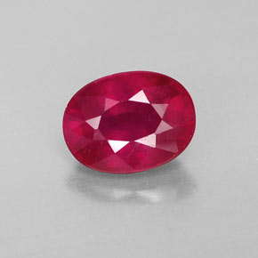 Buy 2.02 ct Pink Red Ruby 8.20 mm x 6.1 mm from GemSelect (Product ID: 318754)