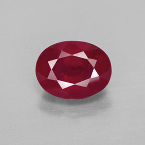 Buy 2.11 ct Pink Red Ruby 8.10 mm x 6.2 mm from GemSelect (Product ID: 318760)