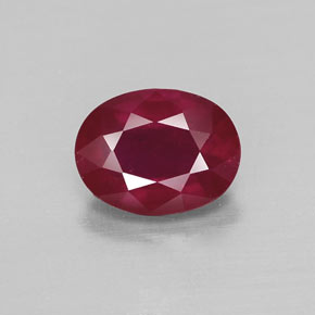 Buy 1.83 ct Pink Red Ruby 8.21 mm x 6.2 mm from GemSelect (Product ID: 318763)