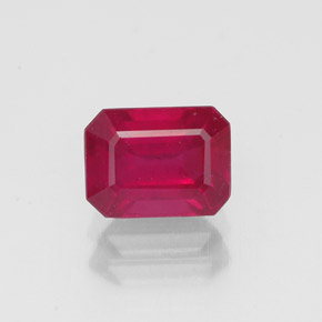 Buy 1.52 ct Pink Red Ruby 6.82 mm x 5.1 mm from GemSelect (Product ID: 318880)