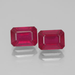 Buy 3.06 ct Pink Red Ruby 7.13 mm x 5.2 mm from GemSelect (Product ID: 318910)