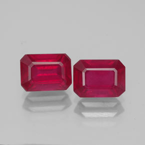 Buy 3.06 ct Pink Red Ruby 7.17 mm x 5.2 mm from GemSelect (Product ID: 318912)