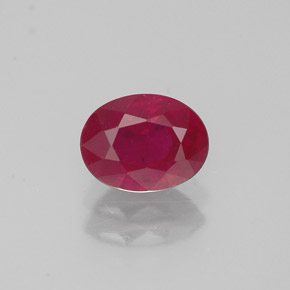 Buy 1.12 ct Pink Red Ruby 6.72 mm x 5.2 mm from GemSelect (Product ID: 319431)