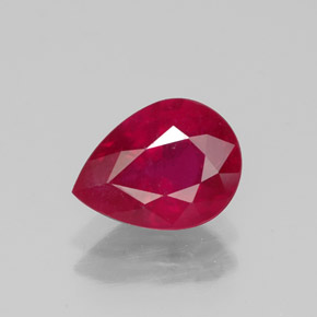 Buy 1.92 ct Pink Red Ruby 9.09 mm x 6.8 mm from GemSelect (Product ID: 320320)