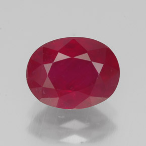 Buy 2.39ct Pink Red Ruby 8.78mm x 6.79mm from GemSelect (Product ID: 320430)
