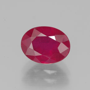 Buy 1.91ct Pink Red Ruby 8.10mm x 6.16mm from GemSelect (Product ID: 320599)