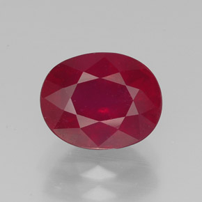 Buy 2.87 ct Pink Red Ruby 8.86 mm x 7.1 mm from GemSelect (Product ID: 320673)