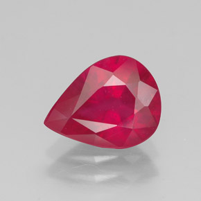 Buy 1.77ct Violet Red Ruby 8.90mm x 6.85mm from GemSelect (Product ID: 320704)