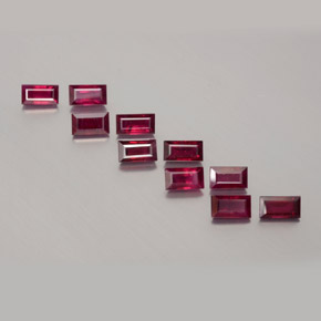 Buy 2.73 ct Pink Red Ruby 4.54 mm x 2.6 mm from GemSelect (Product ID: 379809)