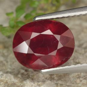 Buy 3.57 ct Red Ruby 9.04 mm x 7.2 mm from GemSelect (Product ID: 464830)