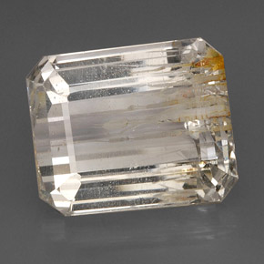 Buy 56.77ct Golden Rutile Topaz 22.00mm x 18.19mm from GemSelect (Product ID: 275188)
