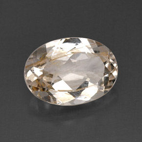 Buy 8.02ct Golden Rutile Topaz 14.13mm x 10.26mm from GemSelect (Product ID: 285684)