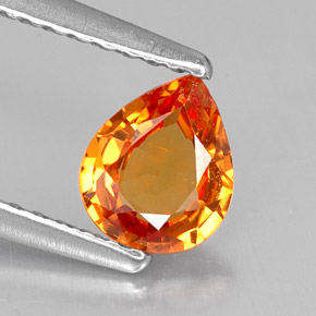 Resultado de imagen para orange sapphire gemstones