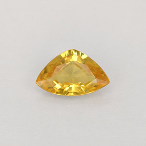 Buy 0.40ct Yellow Golden Sapphire 6.19mm x 3.94mm from GemSelect (Product ID: 246066)