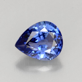 Buy 1.45 ct Violet Blue Sapphire 7.61 mm x 6.2 mm from GemSelect (Product ID: 256531)
