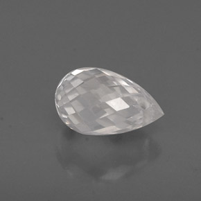 Buy 1.03 ct White Sapphire 6.61 mm  from GemSelect (Product ID: 269640)