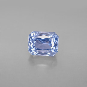 Buy 2.38 ct Light Blue Sapphire 7.42 mm x 5.9 mm from GemSelect (Product ID: 284422)