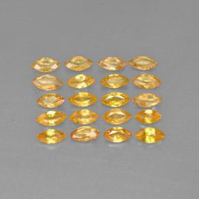 Buy 2.91ct Yellow Golden Sapphire 4.84mm x 2.32mm from GemSelect (Product ID: 291587)