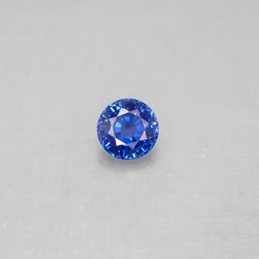 Buy 0.54 ct Blue Sapphire 4.81 mm  from GemSelect (Product ID: 292770)