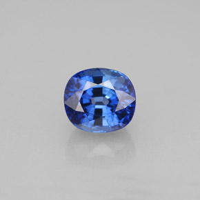 Buy 2.14 ct Blue Sapphire 6.97 mm x 6.3 mm from GemSelect (Product ID: 298482)