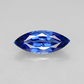 Buy 2.69ct Blue Sapphire 13.55mm x 5.63mm from GemSelect (Product ID: 298487)
