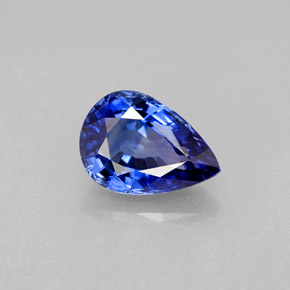 Buy 1.99ct Blue Sapphire 9.05mm x 6.37mm from GemSelect (Product ID: 298488)