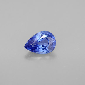 Buy 0.86ct Blue Sapphire 7.05mm x 5.03mm from GemSelect (Product ID: 301610)