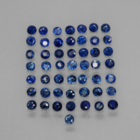 Buy 1.25 ct Blue Sapphire 1.73 mm  from GemSelect (Product ID: 309691)