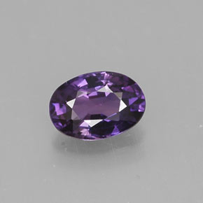 Buy 0.55 ct Blue Violet Sapphire 5.90 mm x 4.1 mm from GemSelect (Product ID: 310325)