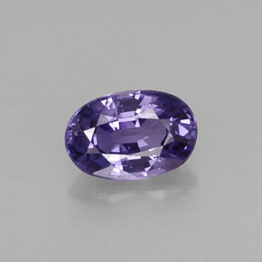 Buy 0.61 ct Violet Sapphire 6.05 mm x 4 mm from GemSelect (Product ID: 310355)