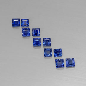 Buy 1.37 ct Deep Blue Sapphire 2.67 mm x 2.6 mm from GemSelect (Product ID: 310598)