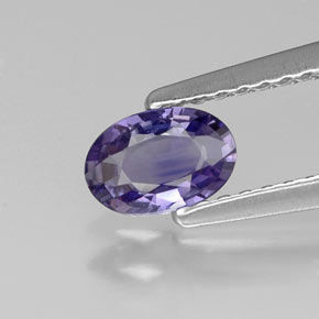 Buy 0.49 ct Blue Violet Sapphire 6.03 mm x 4.1 mm from GemSelect (Product ID: 315558)