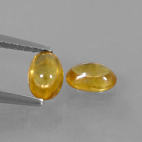 Buy 1.16 ct Yellow Golden Sapphire 5.71 mm x 4 mm from GemSelect (Product ID: 315651)