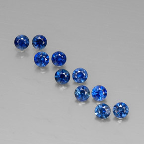 Buy 1.29ct Deep Blue Sapphire 3.00mm  from GemSelect (Product ID: 317947)