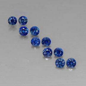 Buy 1.34ct Deep Blue Sapphire 3.05mm  from GemSelect (Product ID: 317950)