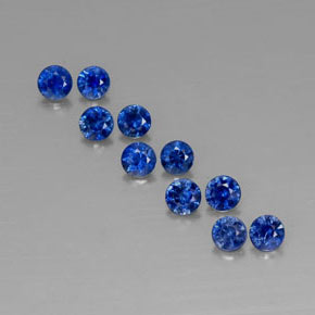 Buy 1.33ct Deep Blue Sapphire 3.04mm  from GemSelect (Product ID: 317952)