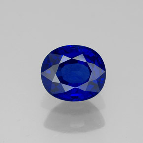 Buy 2.01 ct Blue Sapphire 7.72 mm x 6.7 mm from GemSelect (Product ID: 326609)
