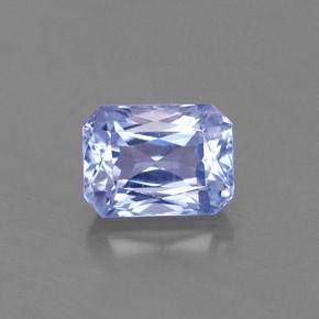 1 9 Carat Light Blue Sapphire Gem From Sri Lanka Ceylon