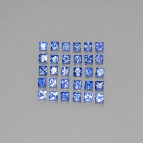 thumb image of 2.7ct Princess-Cut Blue Sapphire (ID: 344698)