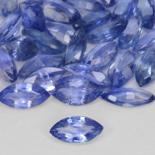 thumb image of 0.1ct Marquise Facet Blue Sapphire (ID: 345383)