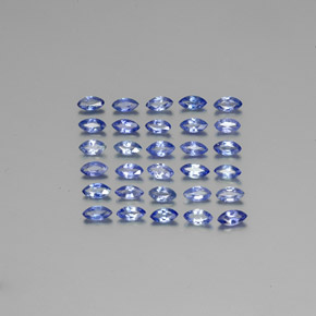 thumb image of 0.1ct Marquise Facet Blue Sapphire (ID: 345620)