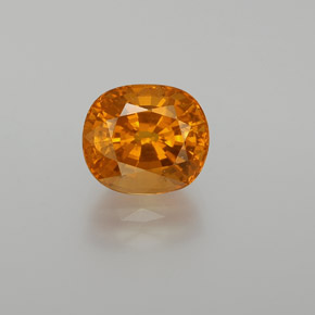 thumb image of 3.1ct Oval Facet Yellow Golden Sapphire (ID: 371494)