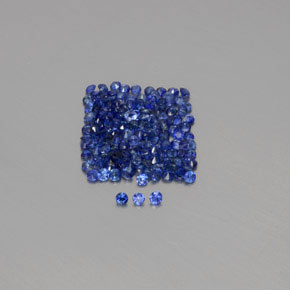Blue Sapphire Gem - 0ct Diamond-Cut (ID: 372732)