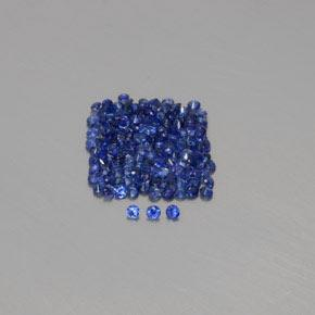 Blue Sapphire Gem - 0ct Diamond-Cut (ID: 372733)