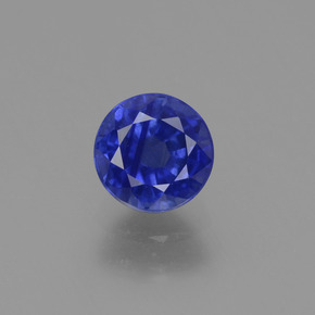 Buy 0.80 ct Blue Sapphire 5.20 mm  from GemSelect (Product ID: 374441)