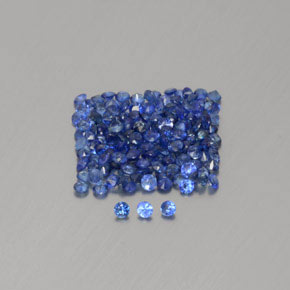 Blue Sapphire Gem - 0ct Diamond-Cut (ID: 375662)